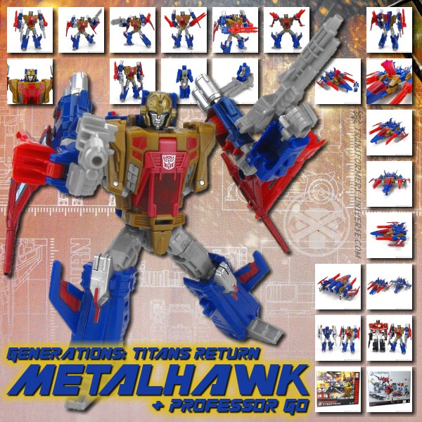 Titans Return  Metalhawk (2017)