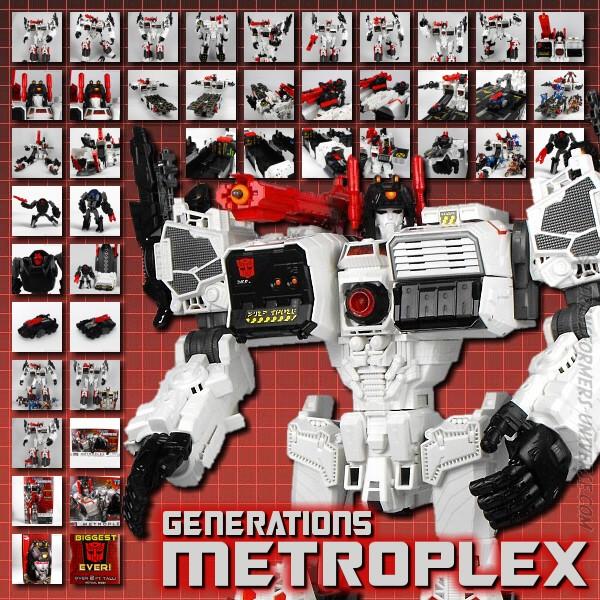 Generations Metroplex