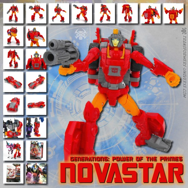 Power of the Primes Novastar