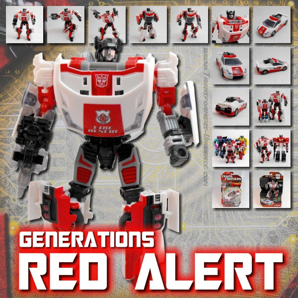 Generations Red Alert