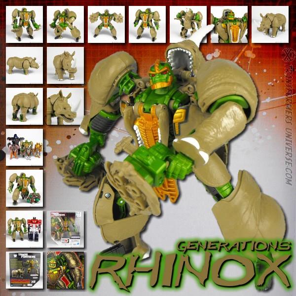 Generations Rhinox