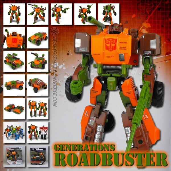 Generations Roadbuster