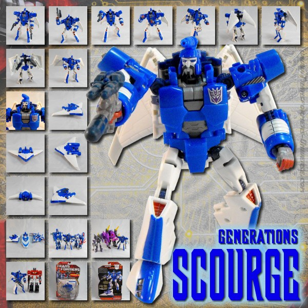Generations Scourge
