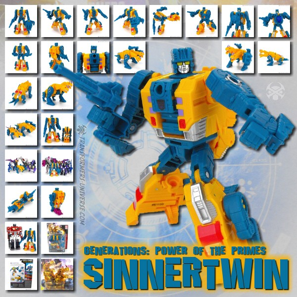 Power of the Primes Sinnertwin
