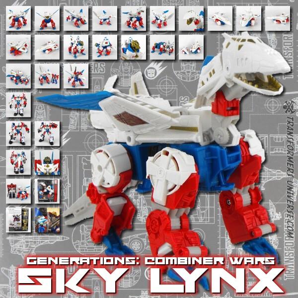 Combiner Wars Sky Lynx