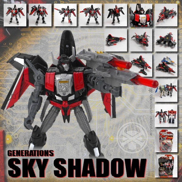 Generations Sky Shadow