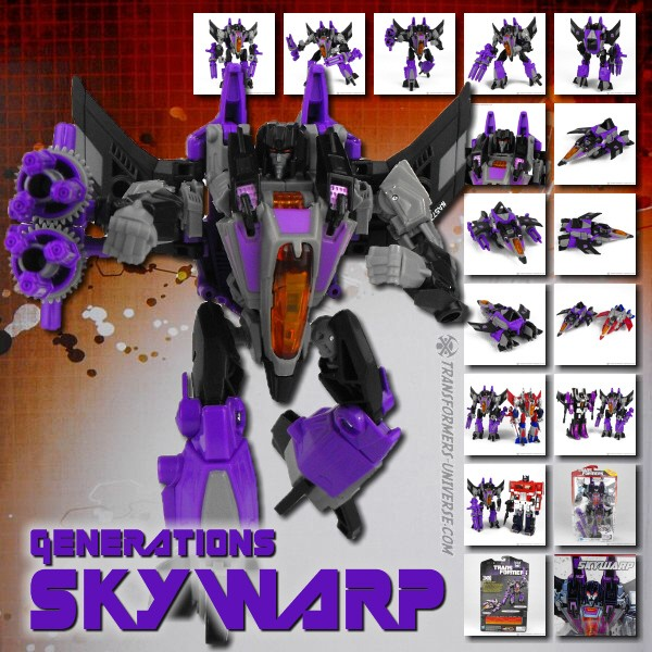 Generations Skywarp