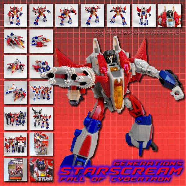 Generations Starscream