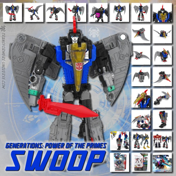 Power of the Primes Swoop