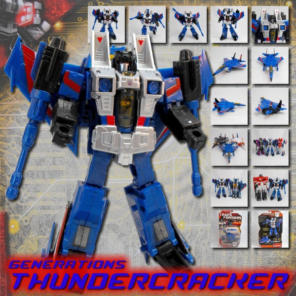 Generations  Thundercracker (2011)