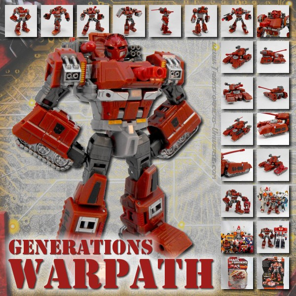 Generations Warpath