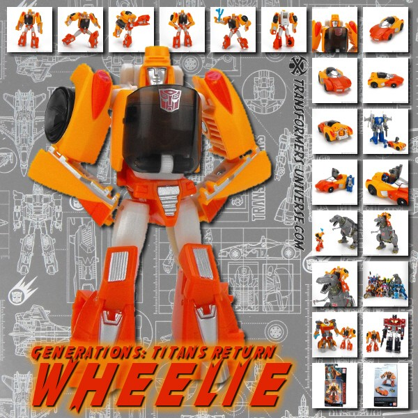 Titans Return Wheelie