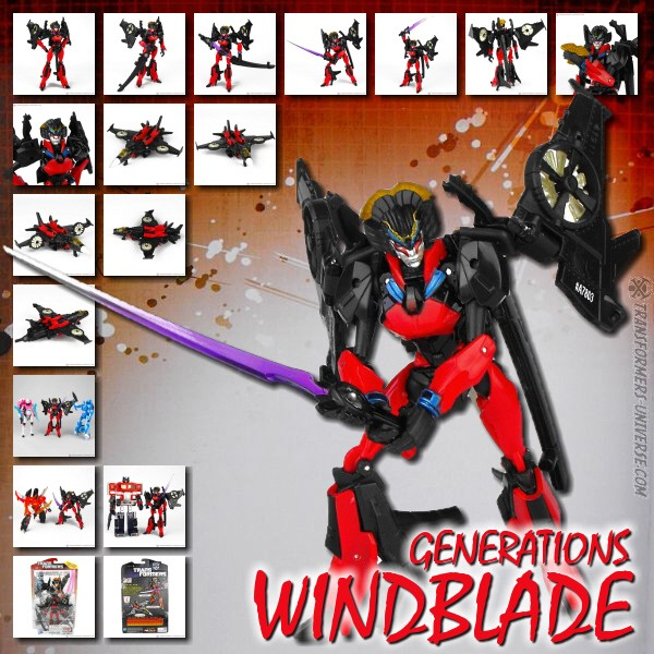 Generations Thrilling 30 Windblade (2014)