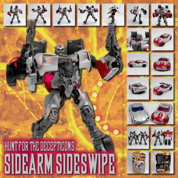HftD Sidearm Sideswipe