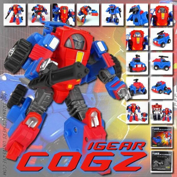 iGear Cogz