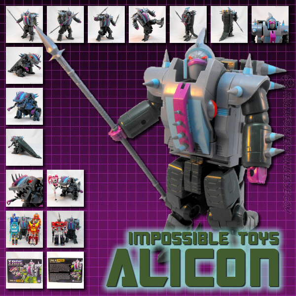 ImpossibleToys TRNS-03 Alicon