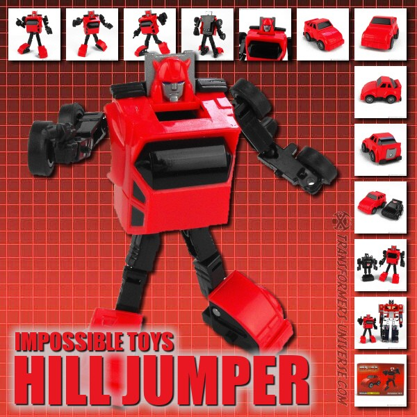 ImpossibleToys MC-02 Hill Jumper
