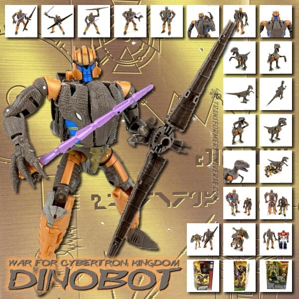 Kingdom Dinobot