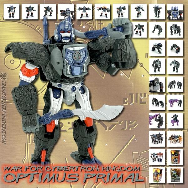 Kingdom Optimus Primal