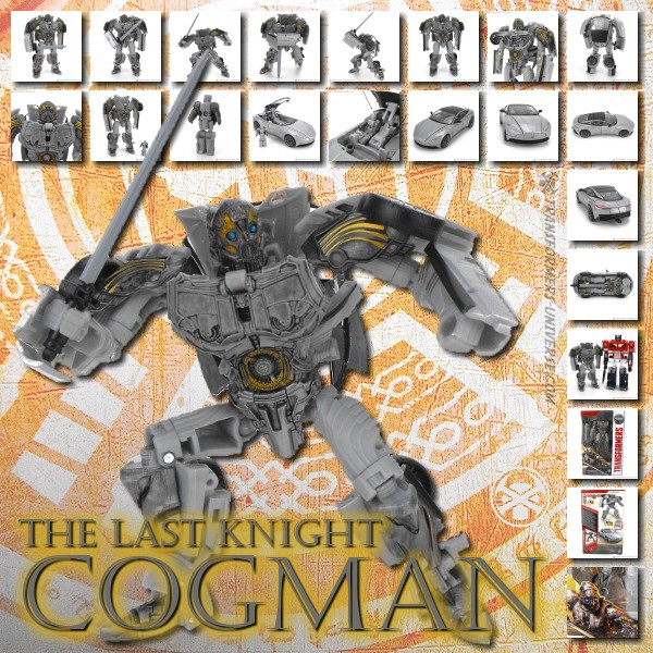 Last Knight Cogman