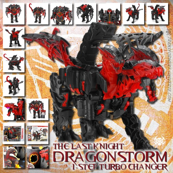 Last Knight Dragonstorm