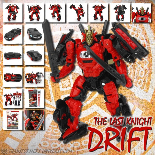 Last Knight Drift