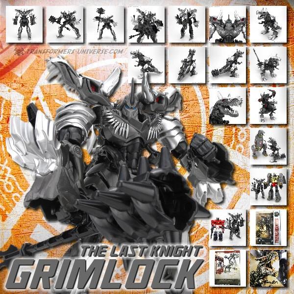 Last Knight Grimlock