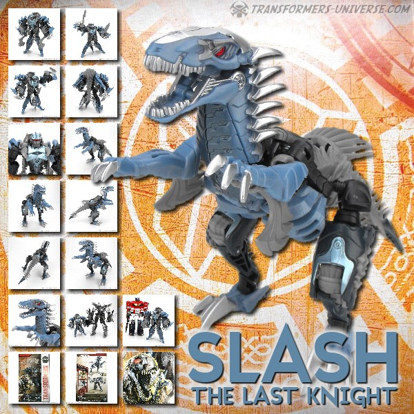 Last Knight Premier Edition Slash (2017)