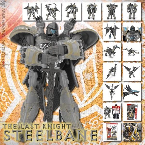 Last Knight Steelbane