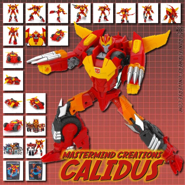 Mastermind Creations Reformatted Calidus (2017)