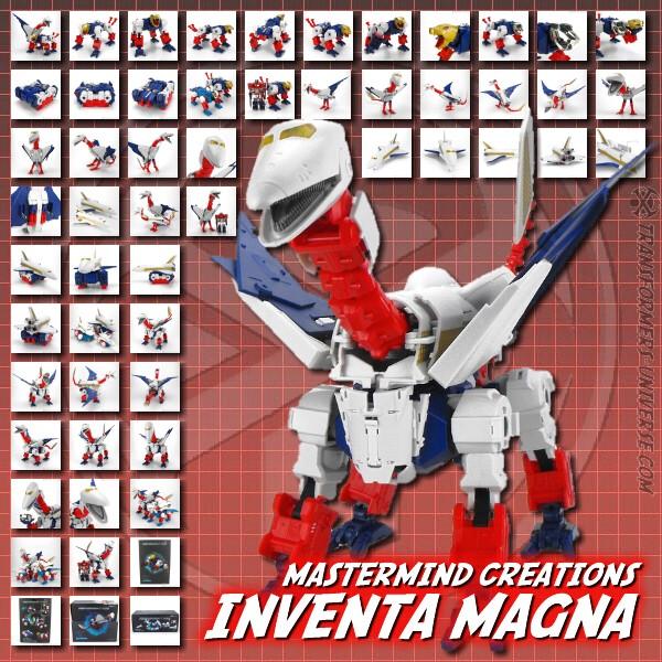 MMC Inventa Magna