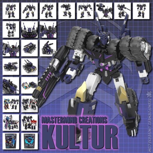 Mastermind Creations Reformatted Kultur (2017)