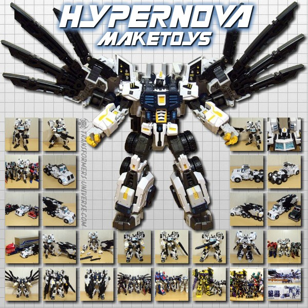 MakeToys MT-03 Hypernova