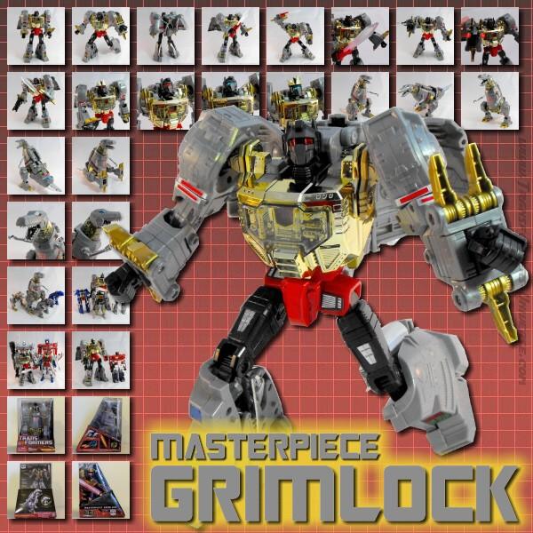 Masterpiece Grimlock