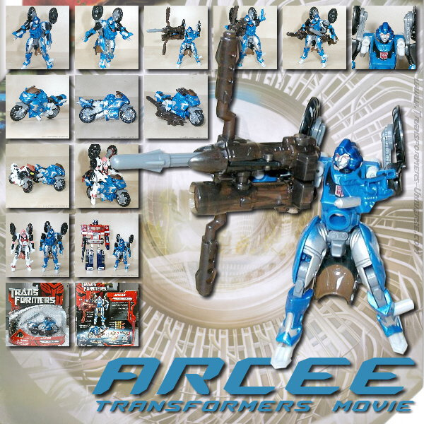 Movie Arcee