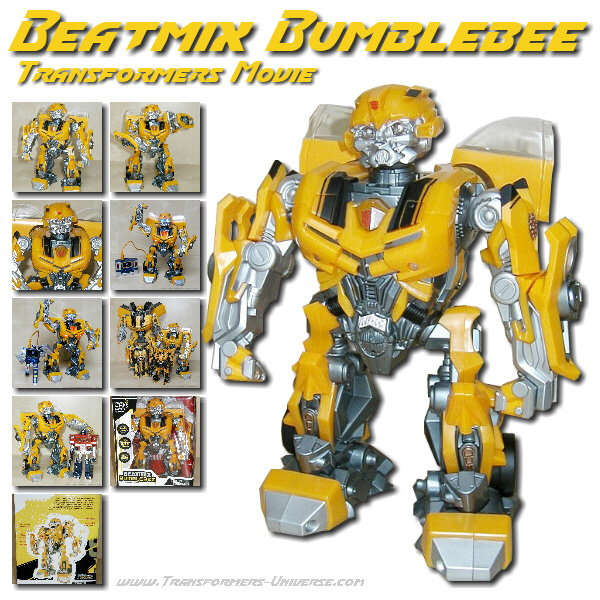 Movie Beatmix Bumblebee