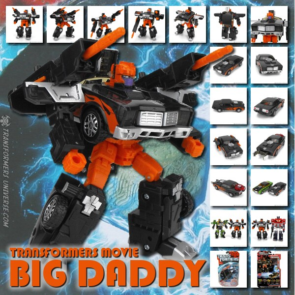 Movie AllSpark Power Big Daddy (2008)