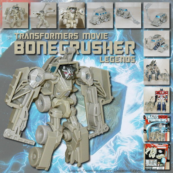 Movie Bonecrusher Legends (D)