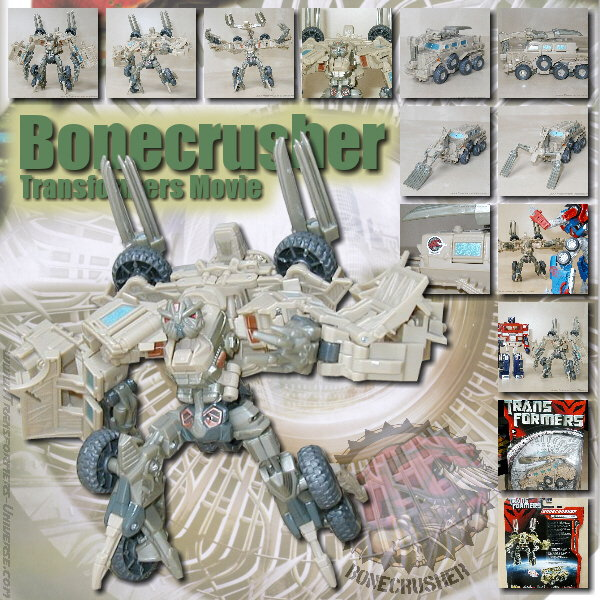 Movie Bonecrusher