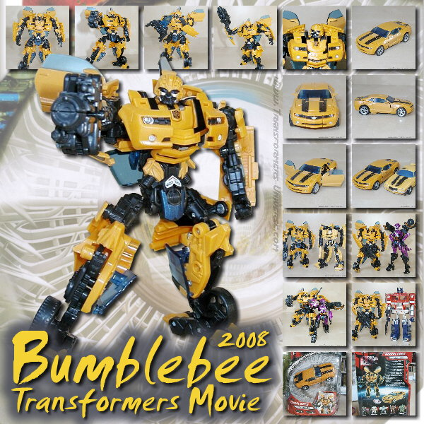 Movie Bumblebee 2008