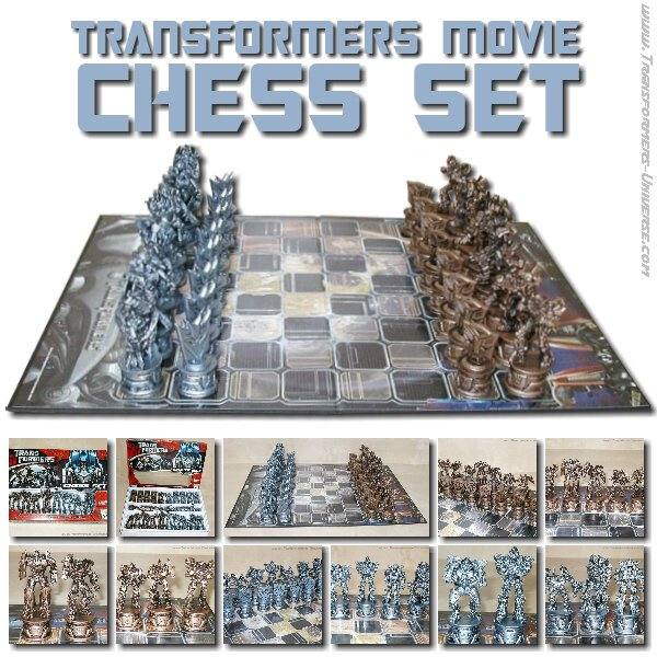 Movie Chess Set
