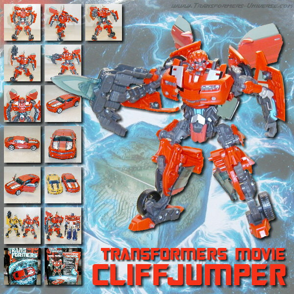 Movie AllSpark Power Cliffjumper (2008)