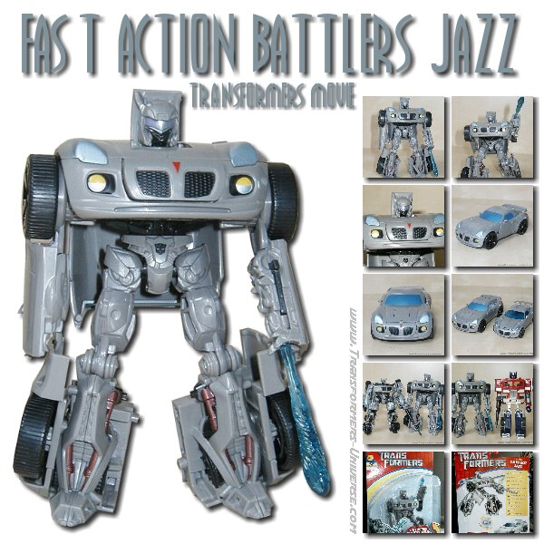 Movie Jazz Fast Action Battler