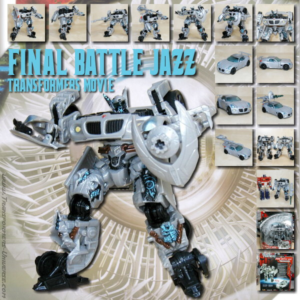 Movie Final Battle Jazz (D)