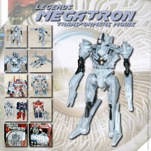 Movie Megatron Legends