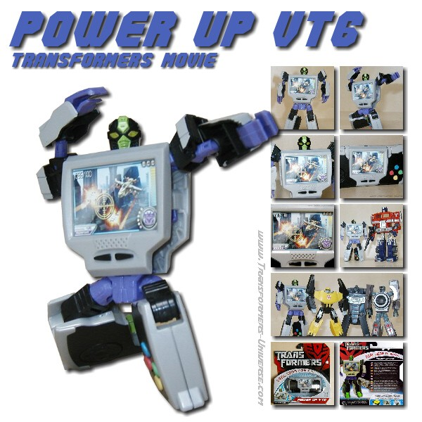 Movie Power Up VT6