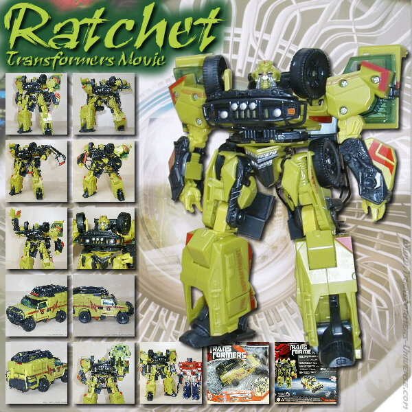 Movie Ratchet (D)