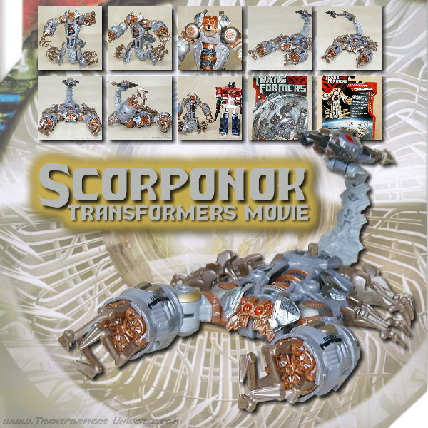Movie Scorponok