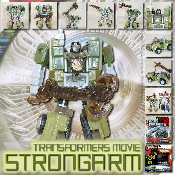Movie Strongarm (D)