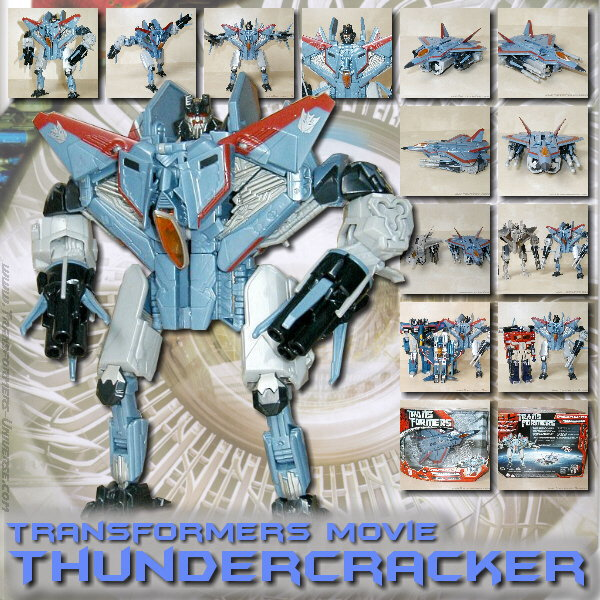 Movie  Thundercracker (2007)